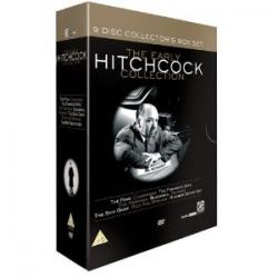 Wczesny Hitchcock Collection  [DVD x 9]