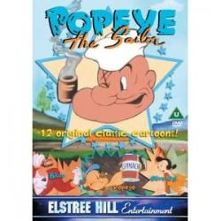 Popeye The Sailor   [DVD]