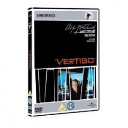 Zawrót głowy / Vertigo  [DVD]