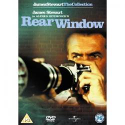 Okno na podwórze / Rear Window  [DVD]