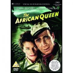 Afrykańska królowa / African Queen [DVD]