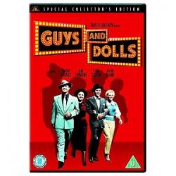 Faceci i laleczki / Guys and Dolls [DVD]