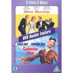 Wyzsze sfery / Calamity Jane [DVD]