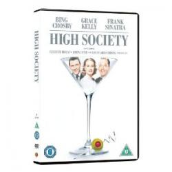 Wyższe sfery / High Society [DVD]