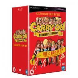 Carry On - Do Dzieła  - Kolekcja  [DVD x 30]