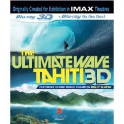 IMAX Ultimate Wave Tahiti 3D Blu-ray + Blu-ray 3D