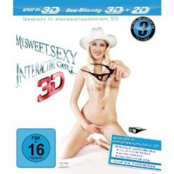My Sweet Sexy Interactive Girl 3D Edition 3 Bluray