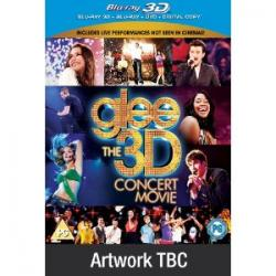 Glee: The 3D Concert Movie Ultimate Edition BLURAY