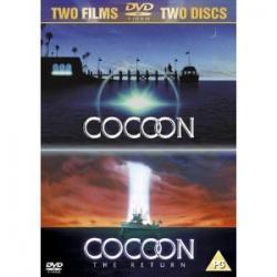 KOKON [COCOON] CZ I I II [POWRÓT] DVD