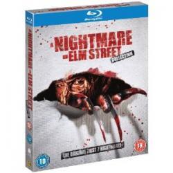 Koszmar Z Ulicy Wiązów 1-7 [Blu-ray]