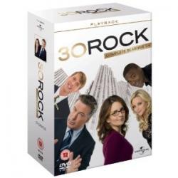 Rockefeller Plaza 30 / 30 Rock Sez 1-4  [12 x DVD]