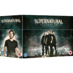 Supernatural / Nie z Tego Świata  Sezon 1-6 35xDVD