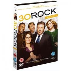 Rockefeller Plaza 30 / 30 Rock - Sezon  4    DVDx3