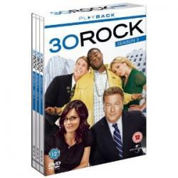 Rockefeller Plaza 30 / 30 Rock - Sezon  3    DVDx3