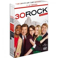 Rockefeller Plaza 30 / 30 Rock - Sezon  2    DVDx3