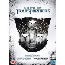 Transformers 1 - 3 Box [DVD]