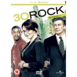 Rockefeller Plaza 30 / 30 Rock - Sezon  1    DVDx3
