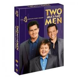 Dwóch i pół / Two and a Half Men  Sezon 4