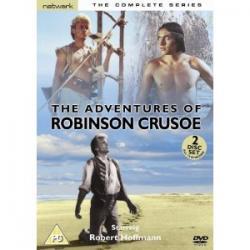 Przygody Robinsona Crusoe / Robinson Crusoe [DVD]