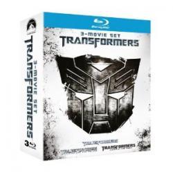 Transformers 1 - 3 Box [Blu-ray]