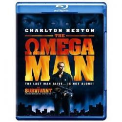 Człowiek Omega / The Omega Man [Blu-ray]