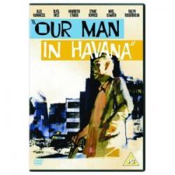 Nasz człowiek w Hawanie / Our Man in Havana [DVD]