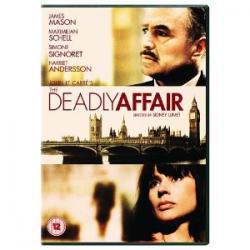 Śmiertelna sprawa / Deadly Affair  [DVD]