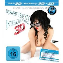 My Sweet Sexy Interactive Girl 3D Edition 2 Bluray