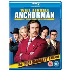 Legenda Telewizji / Anchorman  2-Disc Extended Cut