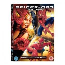 Spiderman Kolekcja 1-3  DVD
