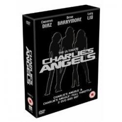 Aniołki Charliego Kolekcja 1-2  DVD