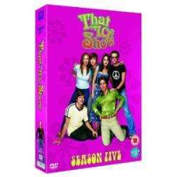 Różowe lata 70-te / That '70s Show   Sezon 5