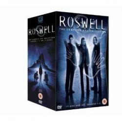 Roswell: W kręgu tajemnic / Roswell  Sezon 1-3