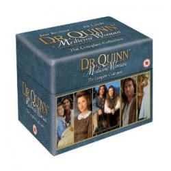 Doktor Quinn / Dr. Quinn    Sezon 1 - 6
