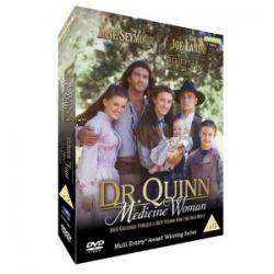 Doktor Quinn / Dr. Quinn    Sezon 4