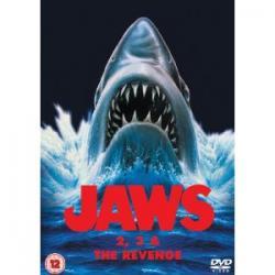 Szczęki 2-4 / Jaws 2-4 [DVD]