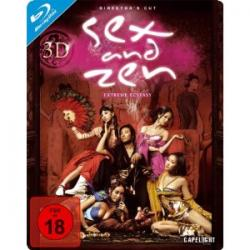 Sex and Zen: Extreme Ecstasy  Steelbook 3D Blu-ray
