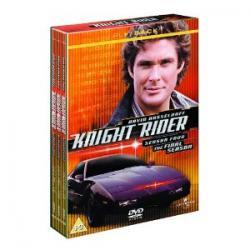 Nieustraszony / Knight Rider - Sezon 4