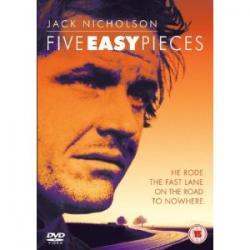 Pięć łatwych utworów / Five Easy Pieces  [DVD]