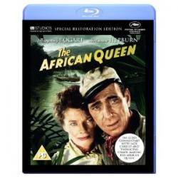Afrykańska Królowa / The African Queen [Blu-ray]