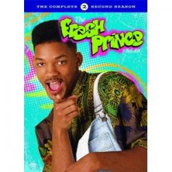 Bajer w Bel-Air / The Fresh Prince Of Bel-Air  S 2