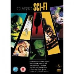 Klasyczne Filmy ScFi /  Scfi Collection