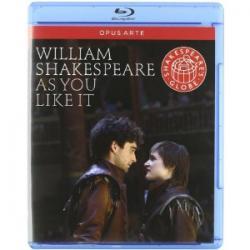 Shakespeare: As You Like It  [Blu-ray]