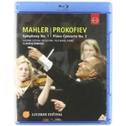 Mahler; Prokoviev: Lucerne Festival: Mahler: Sym 1