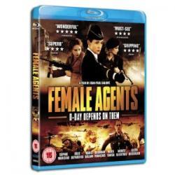 Siła Odwagi / Female Agents  [Blu-ray]