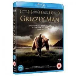 Czlowiek Niedzwiedz  /  Grizzly Man [Blu-ray]