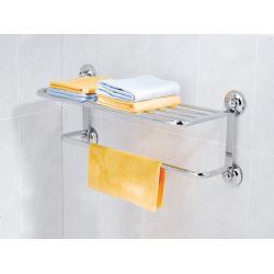 Półka z wieszakiem na ręczniki EVERLOC EL10260