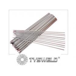 ELEKTRODY SPAWALNICZE 2,5x350 100szt TYSWELD