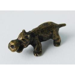 figurka figurki hipopotam hipek
