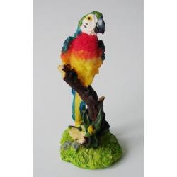 figurka figurki papuga papugi